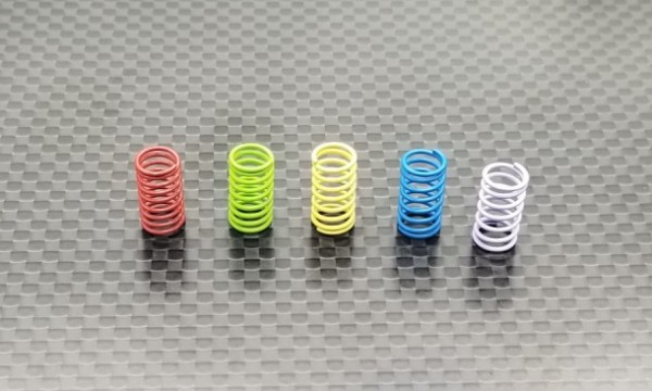 GL-Racing | GLR-003-C | GLR Central Shock Spring Set