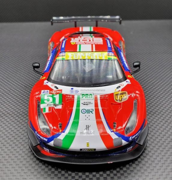 GL-Racing   GL-488-GT3-002 1/28 GL 488 GT3 body-002