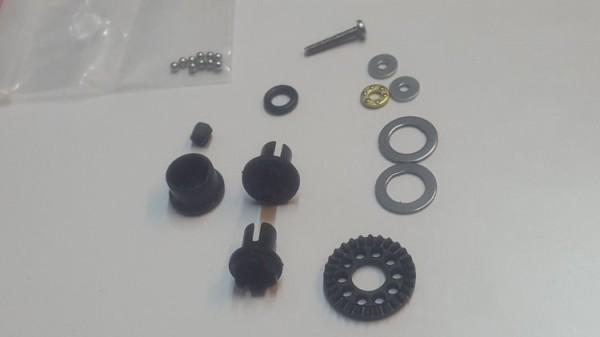 GL-Racing | GLA-011 | FRP Ball Differential Kit set (GLA / AWD) | Ersatzteile