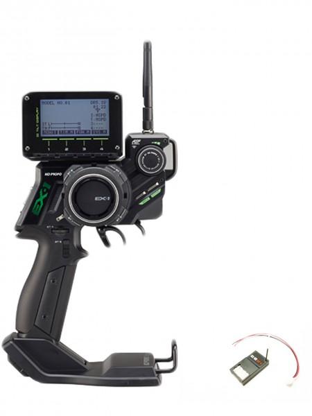 GL-Racing | KO80537 | Fernsteuerung Ko Propo EX-1 KIY Bundle| Ersatzteile
