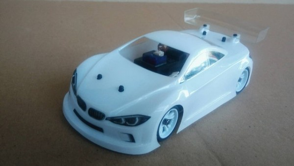 Marka Racing Mini-Z RK410 Racing Lexan Body Kit (98mm W/B) | #MRK-8020
