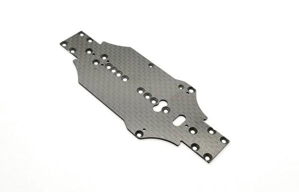 GLA V2 (98mm) carbon main chassis set