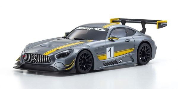 GL-Racing | x24-shop | Mini-z Karosserie | Kyosho | Mercedes AMG GT3 Color 1 | MZP241GY
