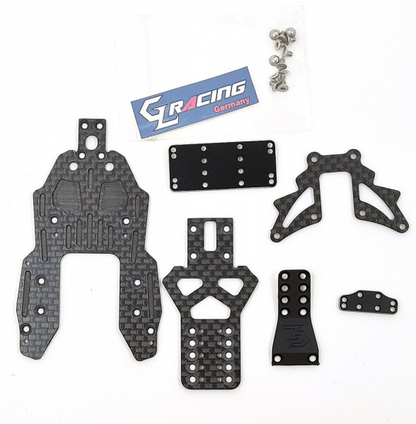 GL-Racing | GLD-OP-90106 | GLD conversion kit set (90-106mm) | Drift
