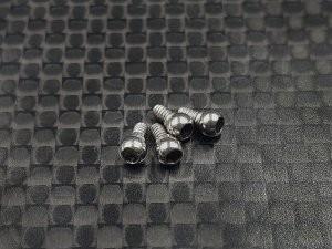 GL-Racing | GLA-S009-25 | Ball Joint Heads 2.5mm (4pcs)| Ersatzteile