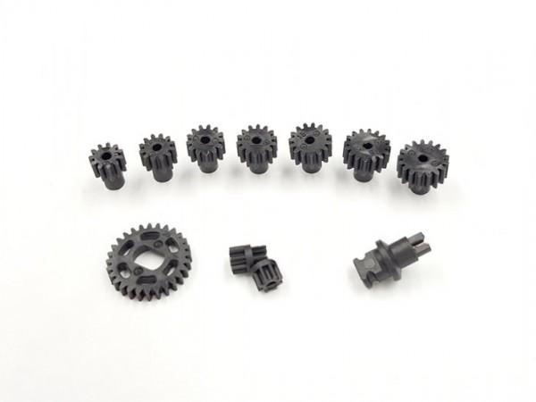 GL-Racing | GLA-S007 | GLA Gear Set (Pinion 11-17T) | Ersatzteile