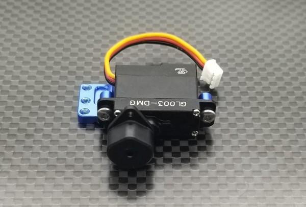 GL-Racing | GL003-DMG | Semi-Alloy Case Hi Speed Servo (Metal Gear) - GLR | Ersatzteile