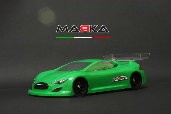 [#MRK-8022] Marka Racing Mini-Z RK-S Racing Lexan Body Kit (98mm W/B)