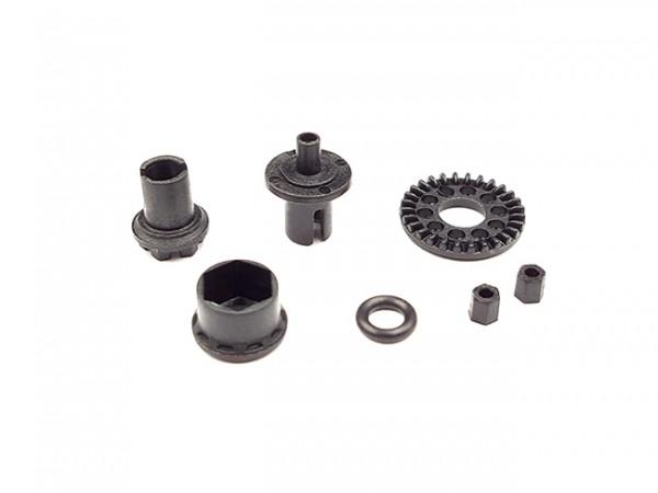 GL-Racing | GLA-011-S | FRP Ball Diff small parts set | Ersatzteile