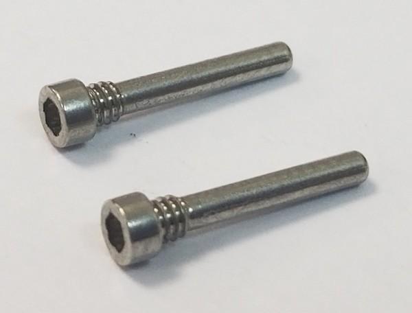 GL-Racing | GLR-S025 | GLR Front Upper Arm Pins | Ersatzteile