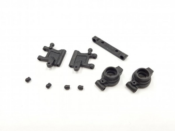 GL-Racing | GLA-S002 |GLA Rear Arms w/ Hubs Set | Ersatzteile