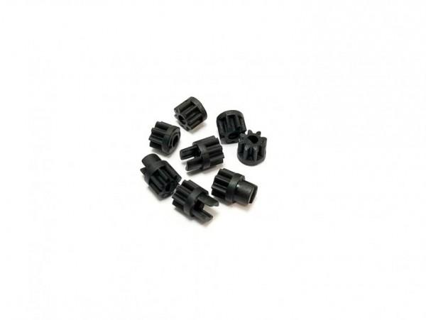 GL-Racing | GLA-026 | GLA Central Shaft Pinions set (4 set) | Ersatzteile