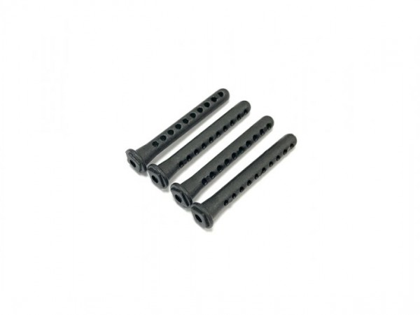 GL-Racing | GLA-035-B | Carbon body post set (for GLA-035) | Ersatzteile