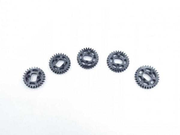 GL-Racing | GLA-005 | GLA Spur Gears Set (26 - 30T) | Ersatzteile