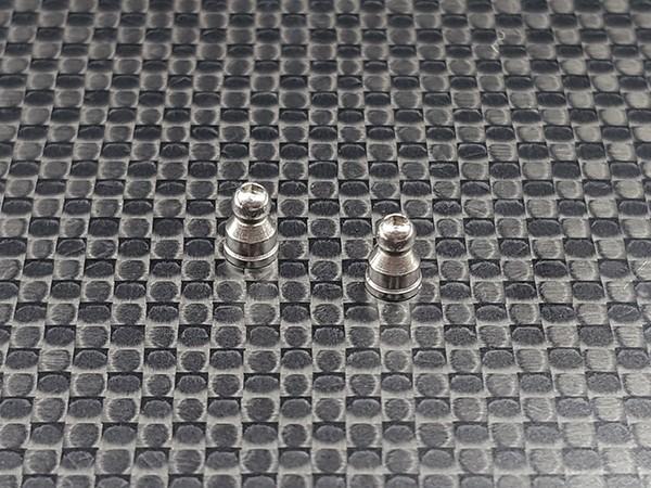 GL-Racing   GLA-S010   Knuckle Ball Joint Heads 2.5mm Ersatzteile