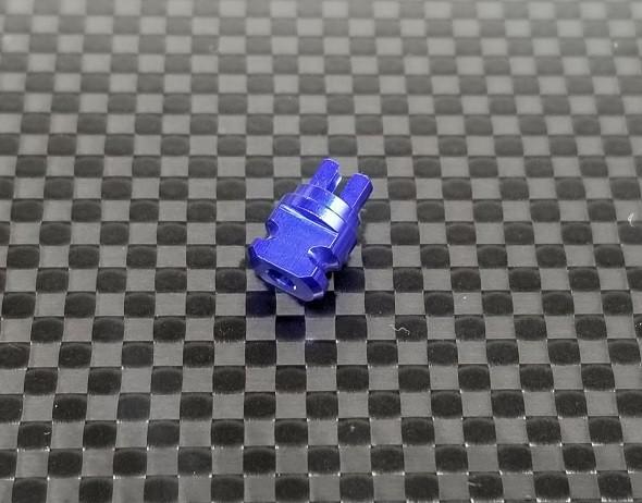 GL-Racing | GGLA-003-90/94| GLA 7075 Alum. Central Spur adaptor (90/94mm) | Ersatzteile
