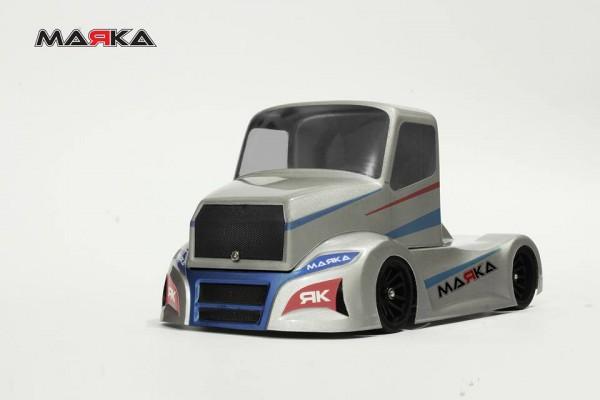 Marka Racing | Mini-Z RK-Truck USA Racing Lexan Body Kit (98mm W/B) | #MRK-8041