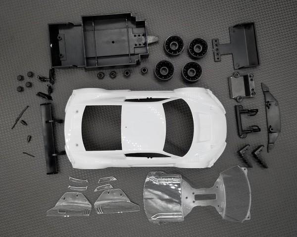 GL R8LMS White Kit Set