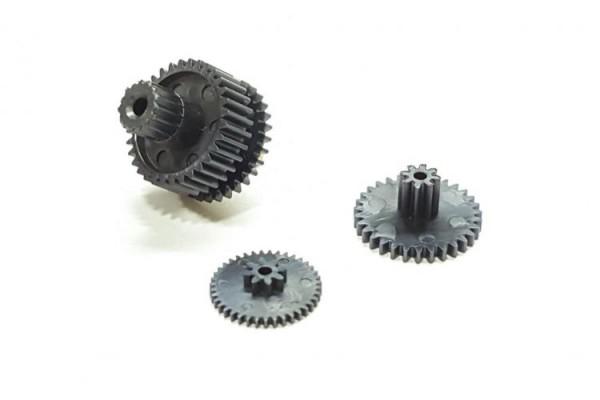 GL-Racing | GL001-S | Graupner DES131 Servo Gears | Ersatzteile