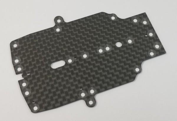 GL-Racing | GLR-S027 | GLR Carbon Main Chassis | Ersatzteile