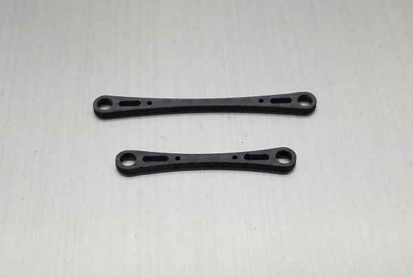 GL-Racing | GLA-035-OP2 | Carbon plate for lexan body rear and front stands | Ersatzteile