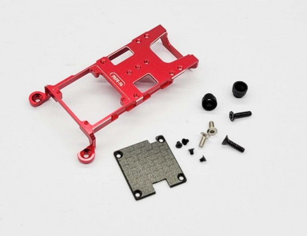 x-power rc | XP-M03-TOCR-MV-V2 | Kyosho Mini-z Tuning | ALU.7075 TOP COVER/W ADJUSTABLE LENGHT FOR 90,94,98,102MM CASE FOR MR03