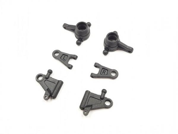GL-Racing | GLA-S001 | GLA Front Arms w/ Knuckles Set | Ersatzteile