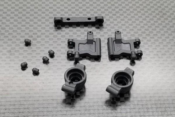 GL-Racing | GLA-V2-S002 | GLA-V2 Rear Arm w/ hubs Set [ GLA-V2 ] | Ersatzteile