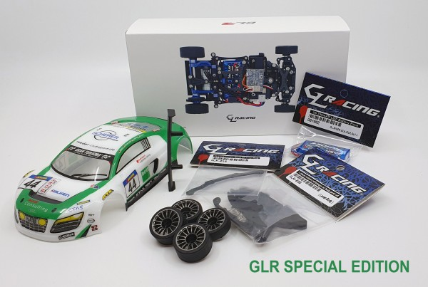 GLR 1/27 RWD Chassis - W/O RX LEXAN - SPECIAL