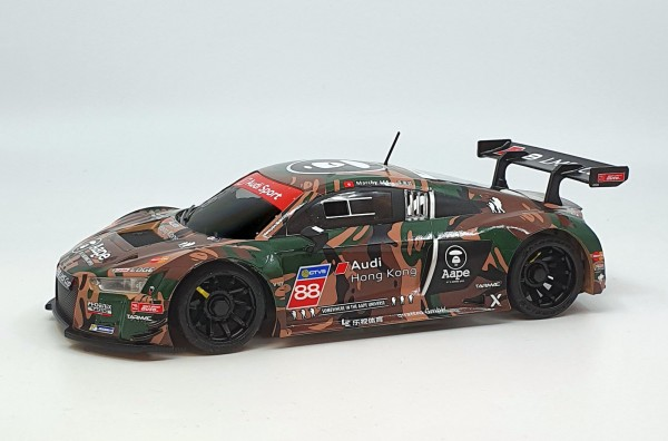 GL-Racing | GBL009-R8LMS | R8 LMS-08 Green Camouflage