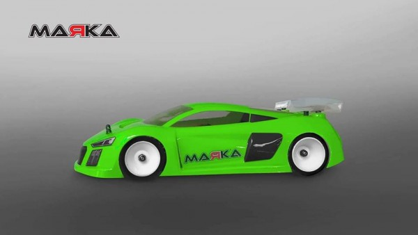 Marka Racing Mini-Z RK408 Racing Lexan Body Kit (98mm W/B) | #MRK-8021