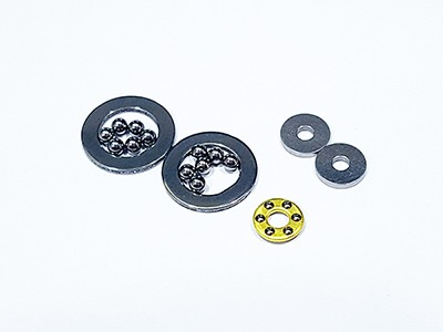 GL-Racing | SC-0001 | Thrust ball and diff. plate set | Ersatzteile