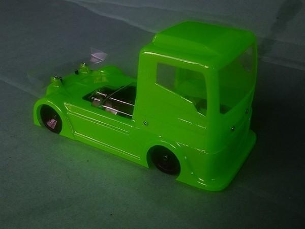 [Golem-Truck] Golem Mini-Z Truck Lexan Body Kit (98mm W/B)