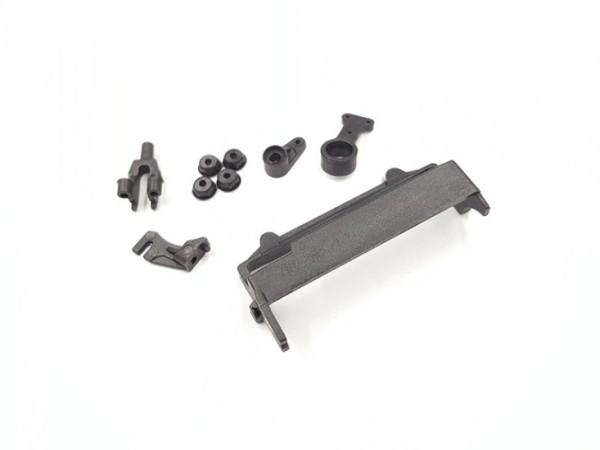 GL-Racing | GLA-S005 | GLA S.Crank w/ body mount set | Ersatzteile