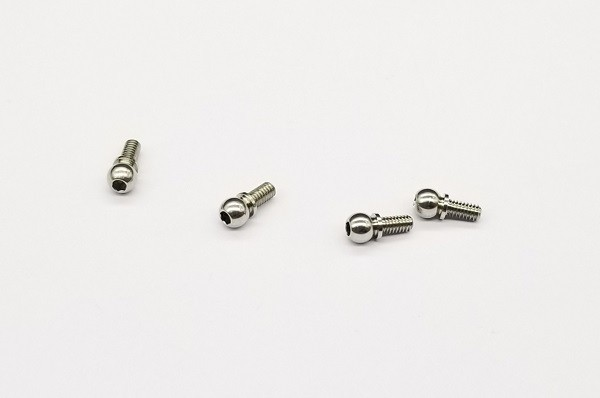 GL-Racing |GLF-S-026| GLF |GLF-1 BALL JOINT HEADS 3.5MM(4PCS)| Zubehör
